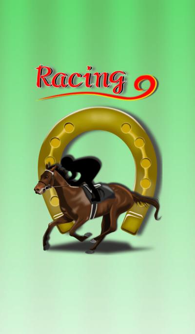 It is a horse race.