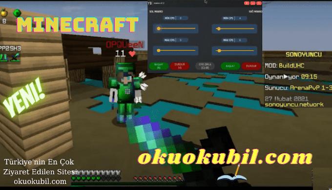 Minecraft Makro V2 Zıplama, Makro Hile SonOyuncu Son Sürüm İndir