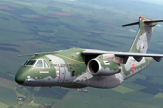 Portugal order Embraer KC-390