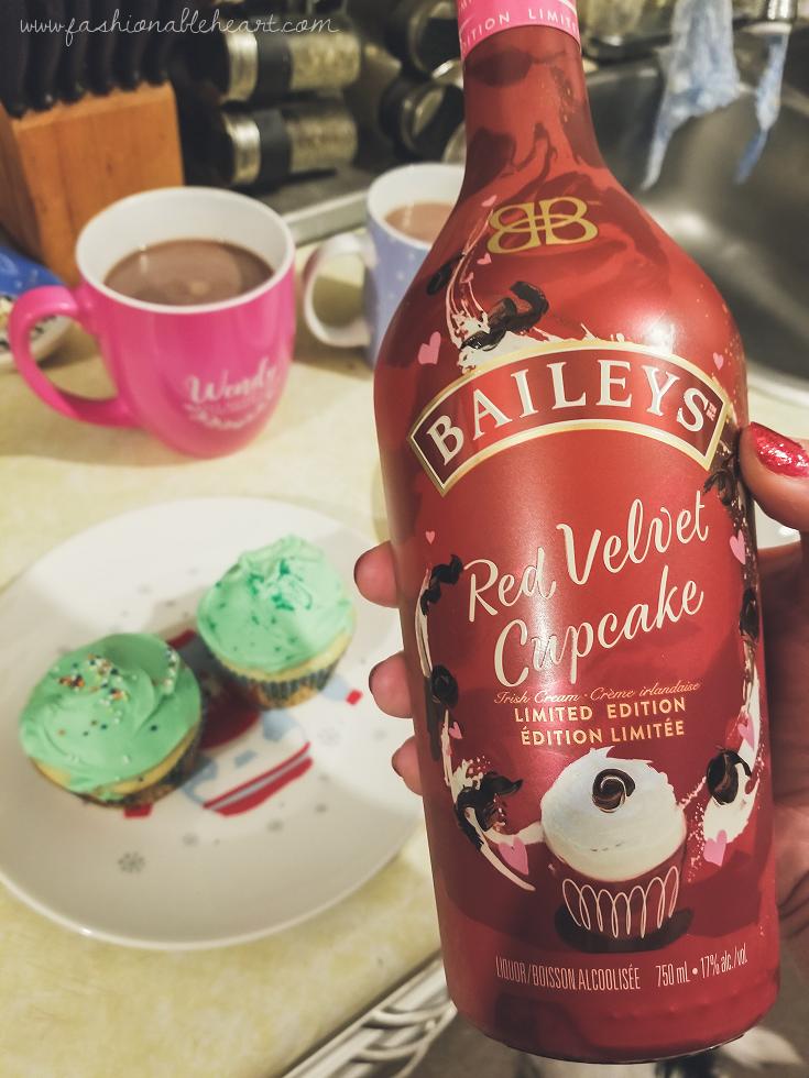 bblogger, bbloggers, lifestyle blogger, what i got for christmas, stocking stuffers, baileys, red velvet cupcake