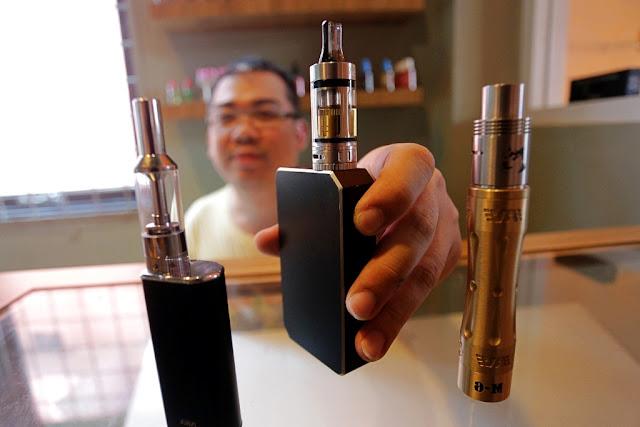 Bahaya Rokok Elektrik Bagi Kesehatan