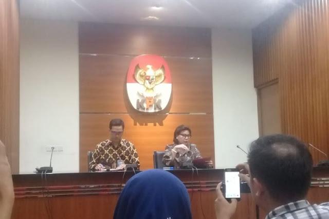 Bupati Lampung Utara Ditetapkan Tersangka Oleh KPK