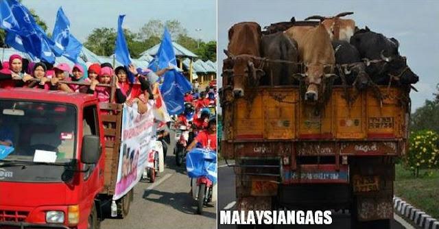 Image result for Gambar pemimpin umno kaya