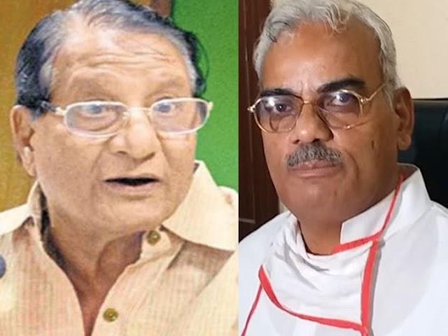 RSS कार्यकर्ता हमले पर गरमाई सियासत:भाजपा विधायक दिलावर का आरोप, हमले के मुख्य आरोपी का यूडीएच मंत्री धारीवाल से कनेक्शन; दोनों साथ गाड़ियों में घूमते हैं