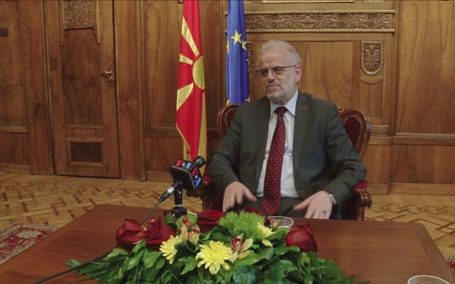 North Macedonia speaker Talat Xhaferi is hospitalized. Is he COVID-19 infected?