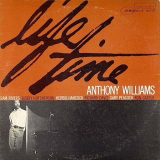 Tony Williams, Life Time