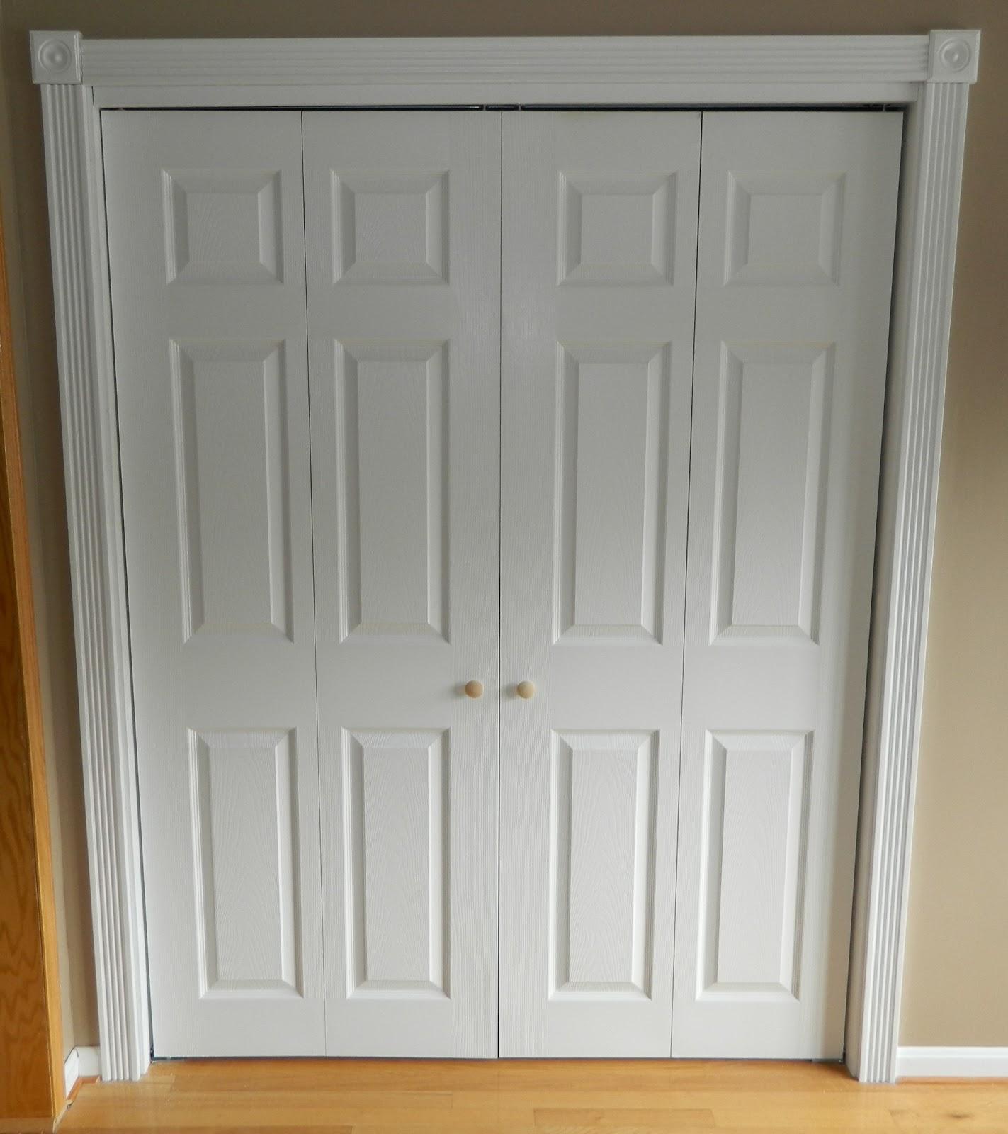 Closet Closet Door Trim