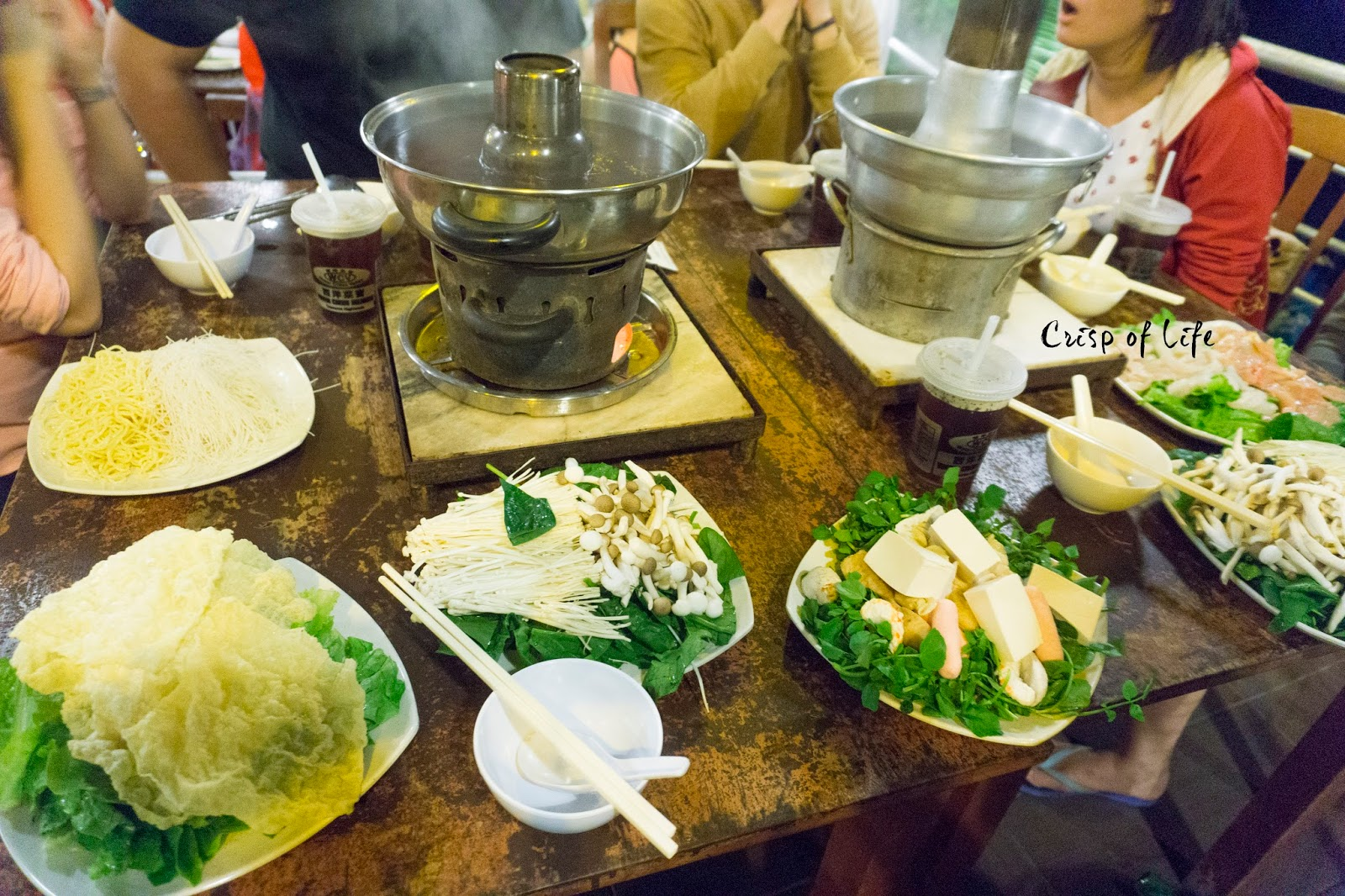 Water Crest Steamboat Restaurant @ Cameron Highlands, Pahang