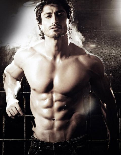 Vidyut Jammwal Workout