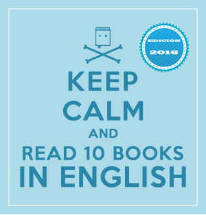 Keep calm and read 10 books in English