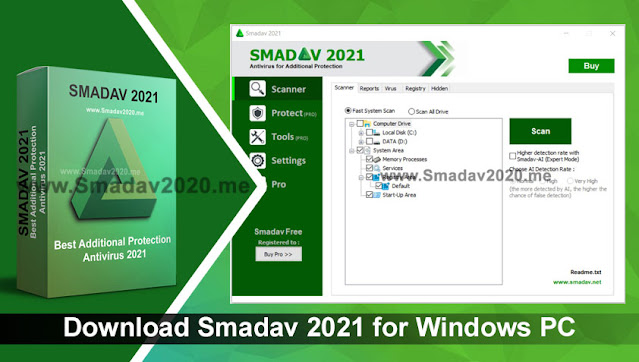 Download Smadav Antivirus 2021