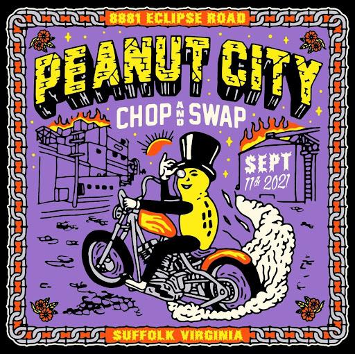 Peanut City Chopper Show & Swap