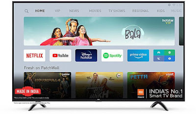 Mi 80 cm 32 inches HD Ready Android Smart LED TV 4A PRO