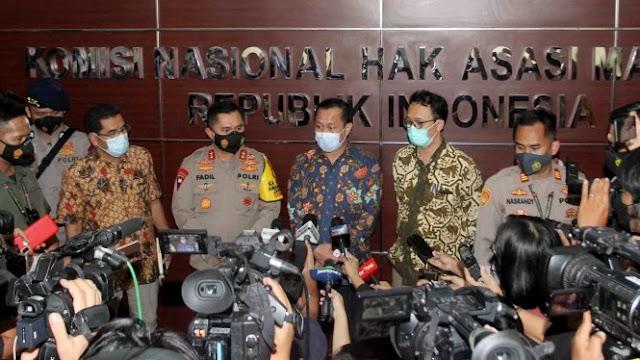 Temuan Terbaru Komnas HAM, FPI: Usut Tuntas Agar Kebenaran Ditegakkan