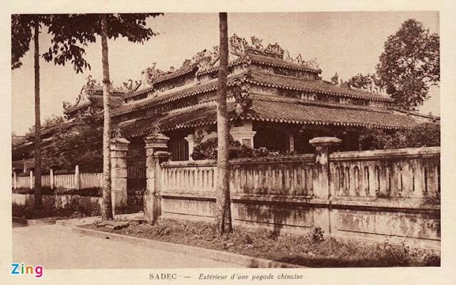 Đình thần Vĩnh Phước Sa Đéc xưa