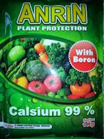 calium tanaman, butiran halus, cabe, tomat, boron