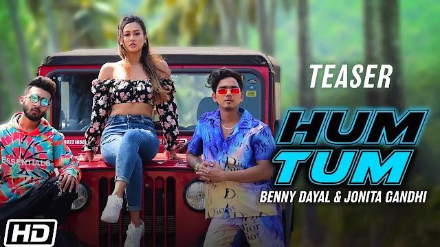 New Hindi Trending Song - Hum Tum सुंग By Benny Dayal And Jonita Gandhi