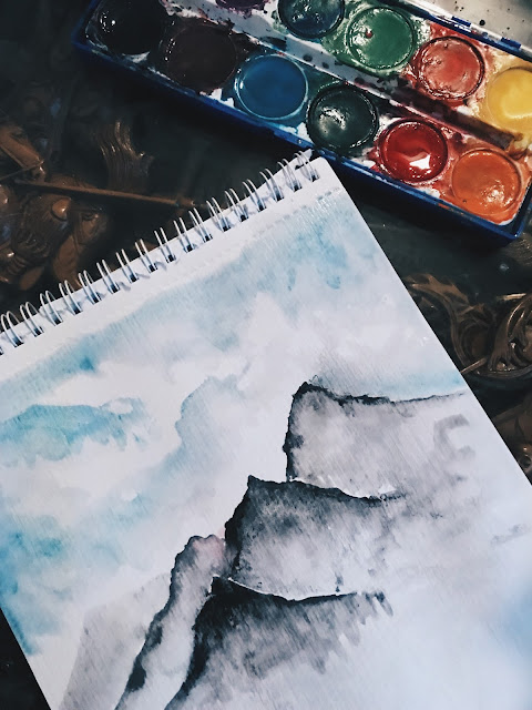 Use Painting As a Source of Therapy.
