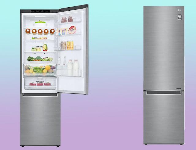 LG GBB62PZGFN 70/30 Fridge Freezer Review