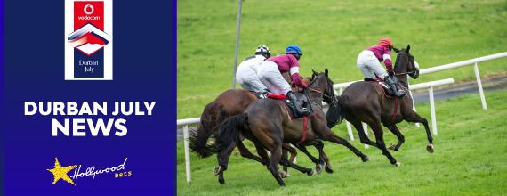 Vodacom Durban July News - Horse Racing - 2018