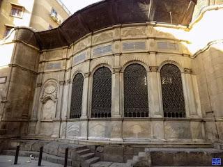 Sulayman Agha Al-Silahdar Mosque, sabil and kuttab