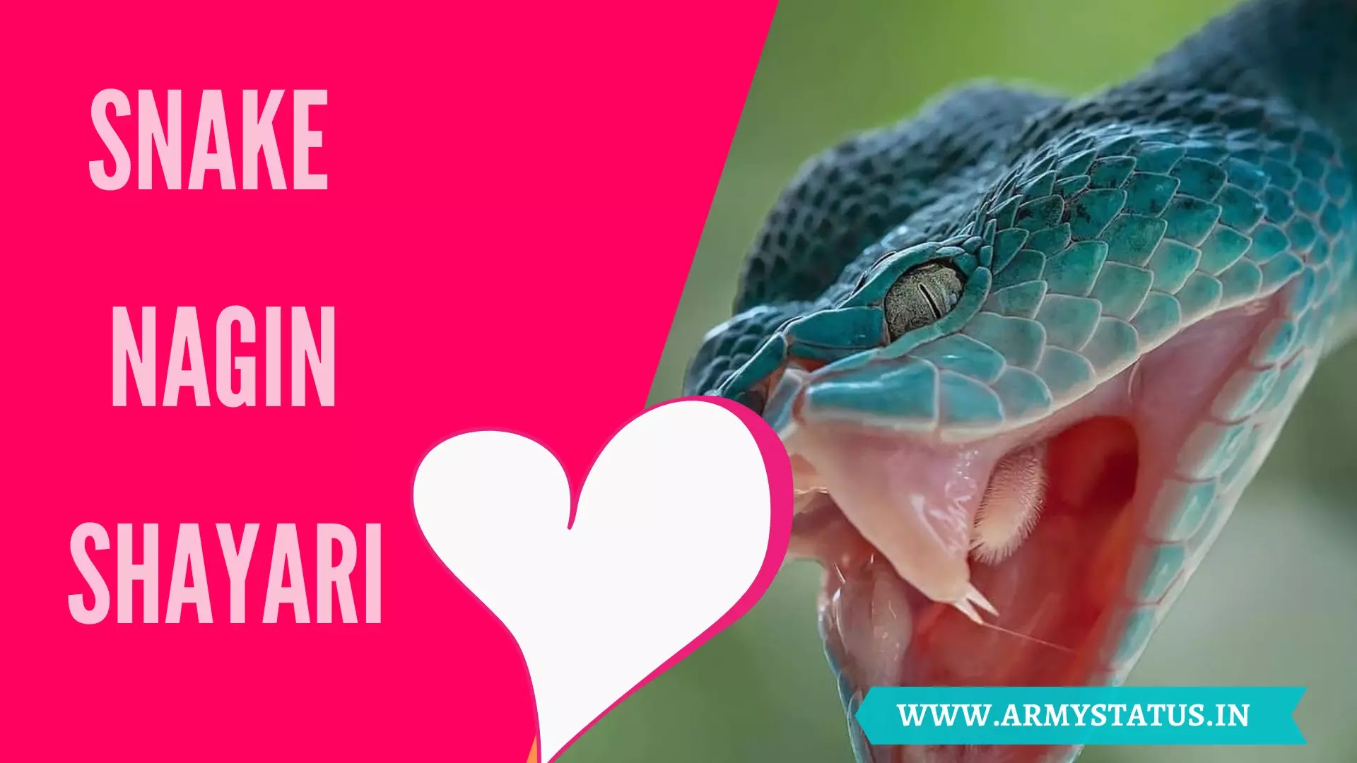 Saanp Shayari in Hindi | Astin Ka saanp Quotes In Hindi | Snake Status In Hindi