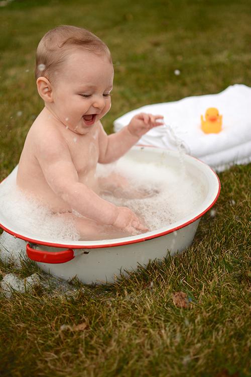 Bath time | My Darling Days