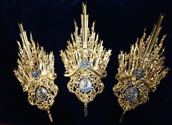 Así son las potencias de Francisco Díaz Luque para el Señor de la Bondad de Córdoba