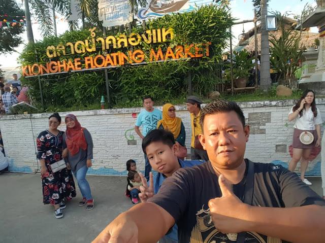 MELANCONG KE HATYAI 2018 2H2M