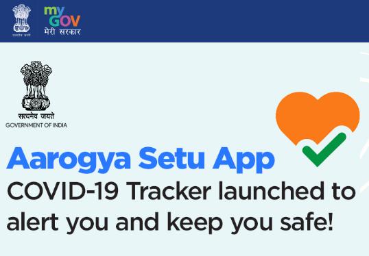 Aarogya setu app details - Tracking COVID-19