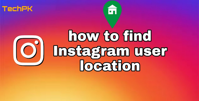 How to find Instagram's IP address and user location