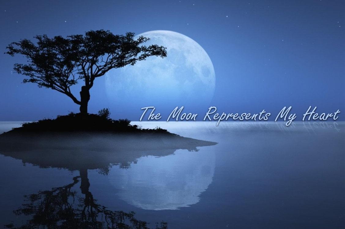 The Moon Represents My Heart Teresa Teng