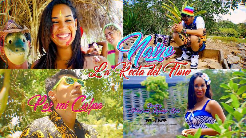 Nairo La Recta del Flow - ¨Por mi culpa¨ - Videoclip - Dirección: Djalbert - Alejandro Brito. Portal Del Vídeo Clip Cubano