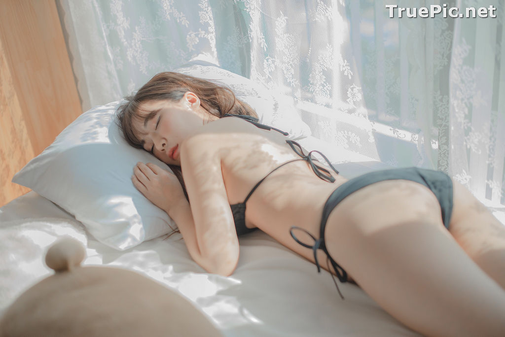 Image Thailand Cute Model - สุนันทา เดวา - Stay Home For Me - TruePic.net - Picture-4