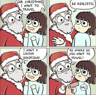 Santa, Christmas Meme