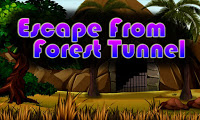 Top10NewGames - Top10 Escape From Forest Tunnel