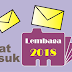 SURAT MASUK LEMBAGA 2018