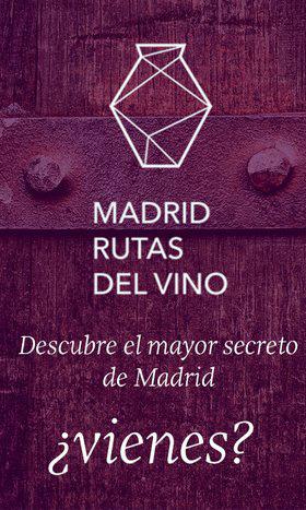 Madrid Rutas del Vino, itinerarios por viñedos y bodegas