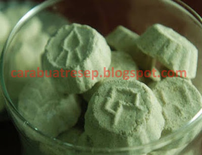 Foto Resep Kue Satu Kacang Hijau Warna Ijo Sederhana Spesial Asli Enak