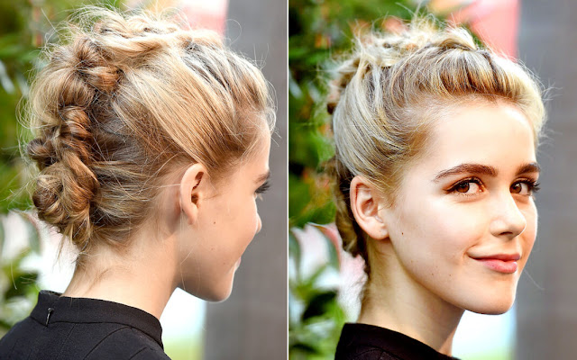 Red Carpet Hairstyles are a variety of gorgeous hairstyles clothed by Celebrities ✘ 23+ Latest Red Carpet Hairstyles 2020 That Are Amazing to Try