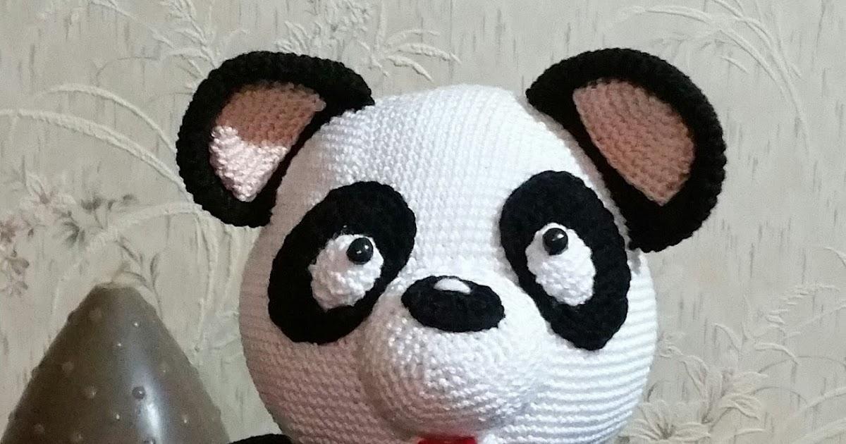 Heikeshäkellust: Panda   630x1200