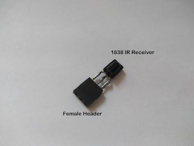 1838 IR receiver