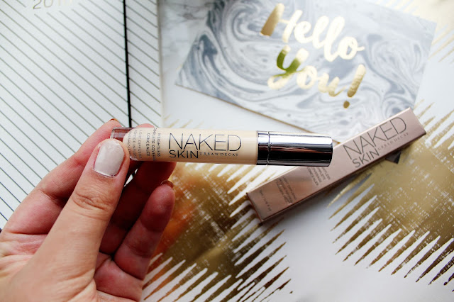 Urban Decay Naked Skin Concealer Review
