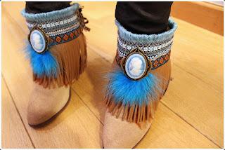 Ayakkabı Süsleme Yapımı