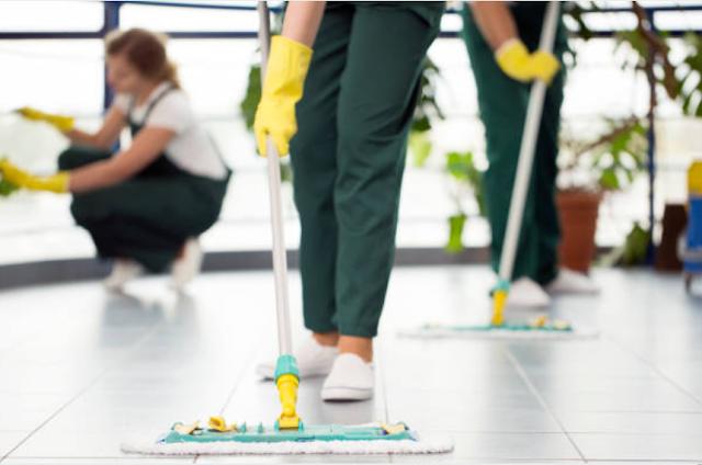 Sprzątanie | Profesjonalne usługi.