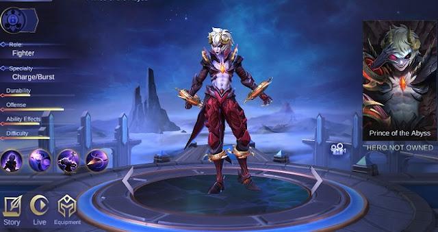 Dyrus Mobile Legends