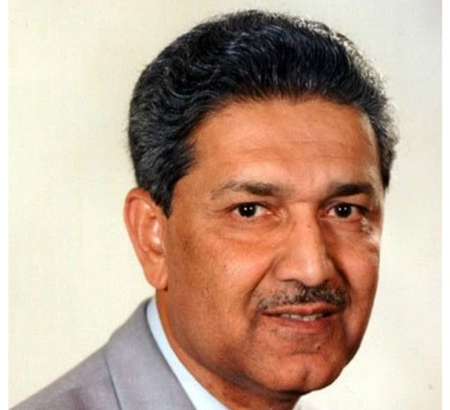World reknowned Nuclear scienist Dr Abdul Qadeer Khan  dies