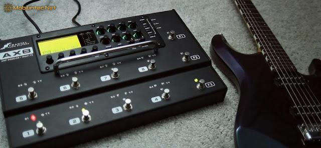 Ax8 Audio Fractal Digital Multi-Effects Pedal