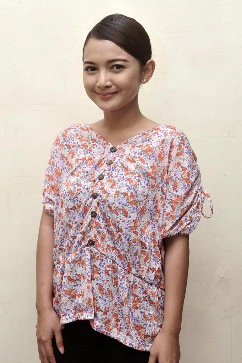 Rosnita Putri artis FTv Indosiar