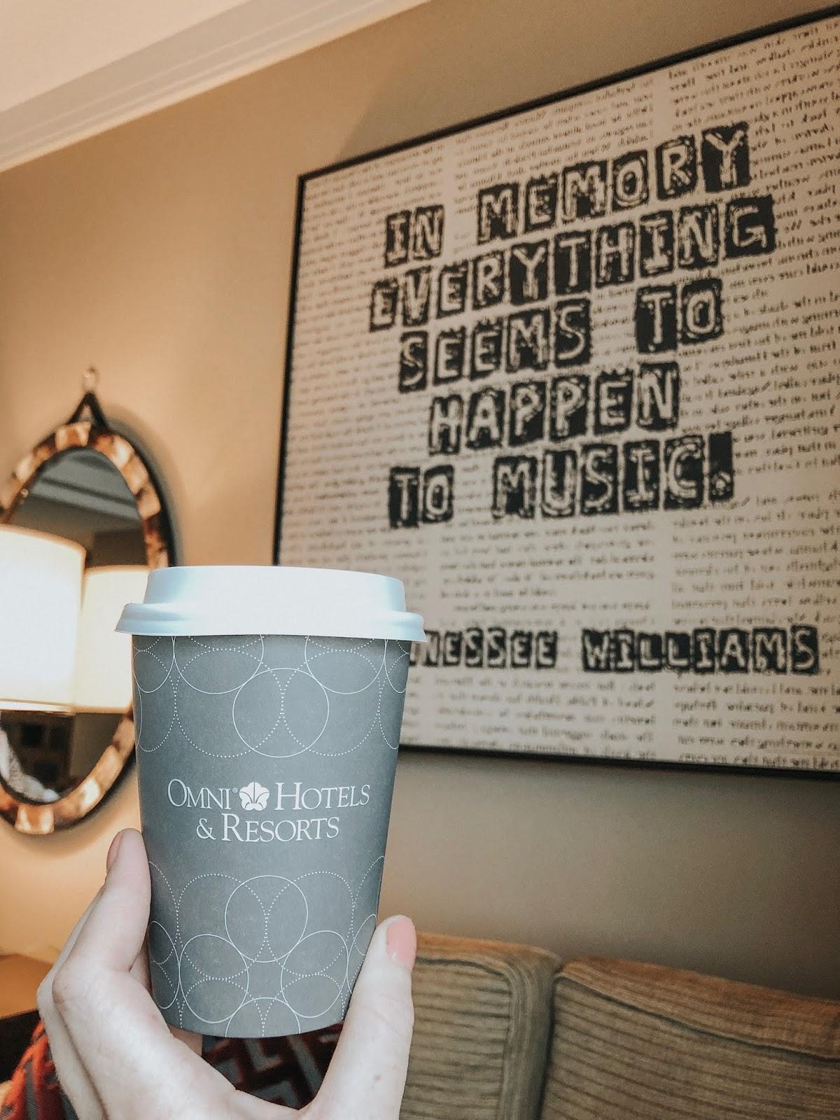 Nashville Travel Guide: My Stay at Omni Nashville Hotel Affordable by Amanda Nashville Travel Guide
